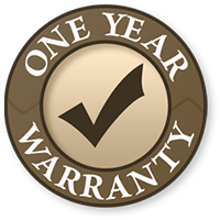 one year warranty for refrigerator repair services